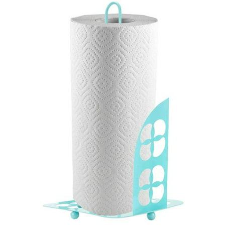 Counter Tee Design - Ebern Designs Countertop Free Standing Paper Towel Holder