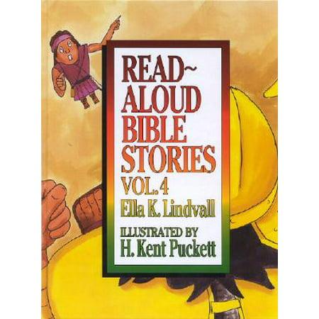 Read Aloud Bible Stories Volume 4