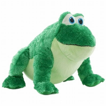 Kohls Cares Its Mine Frog Stuffed Animal Plush Pal Green Toad