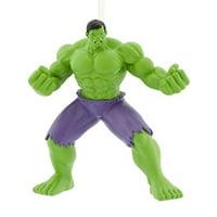 hallmark the incredible hulk holiday ornament