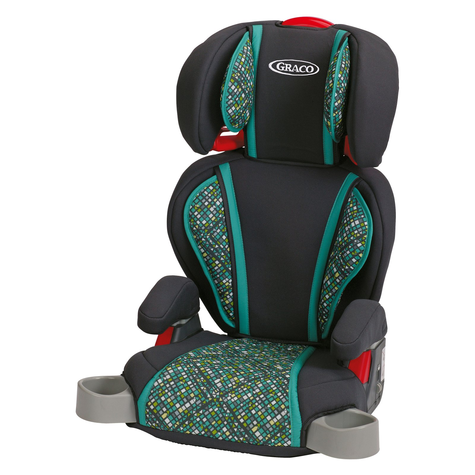 Graco Highback Turbo Booster Car Seat - Mosaic