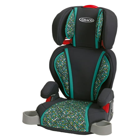Graco High Back TurboBooster High Back Booster Car Seat, - Bucket Buster