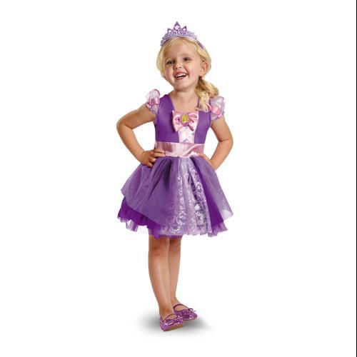Ballerina Rapunzel Toddler Disney Princess Costume sz 3T-4T