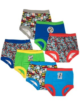 Thomas the Train Toddler Boys Training Pants, 7-Pack