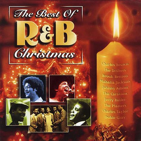 BEST OF R & B CHRISTMAS (CD) NLA!