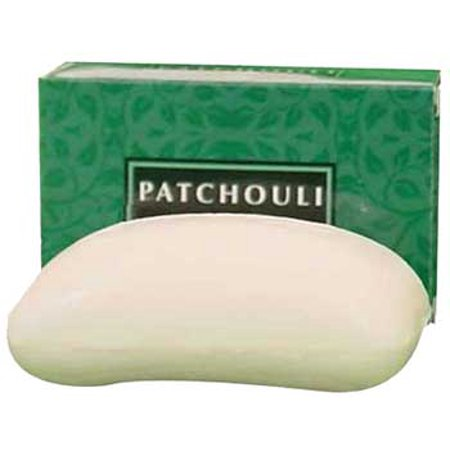 Fragrance Incense Soap Patchouli Help Dry Chapped Skin 100% Vegetable Based 100g