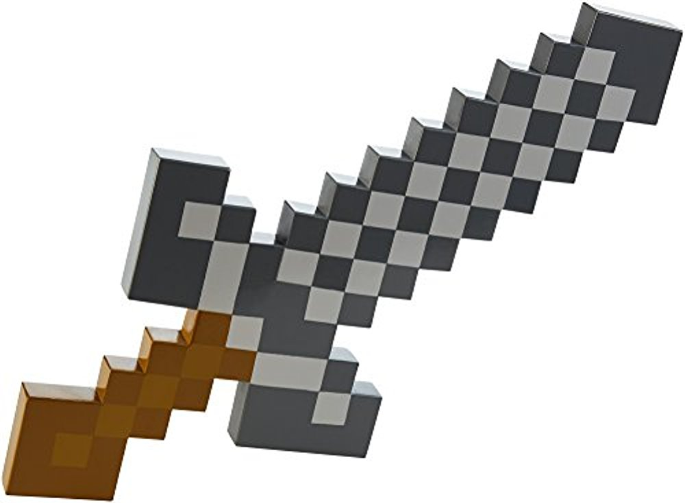 Mattel Minecraft Sword Mask by Mattel