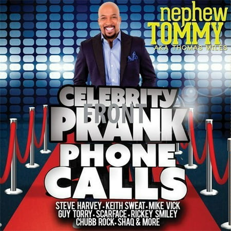 Celebrity Prank Phone Calls (CD)