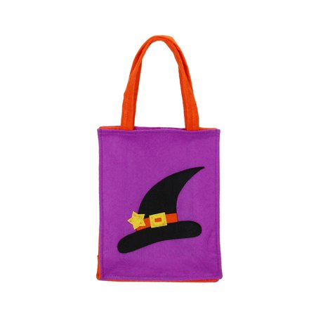 Mosunx Halloween Bat Bag Devil Bag Kids Candy Handbag Bucket Children - Halloween Hand Crafts For Kids
