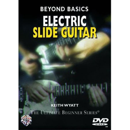 Beyond Basics: Electric Slide Guitar (DVD) Beginning Electric Guitar Dvd