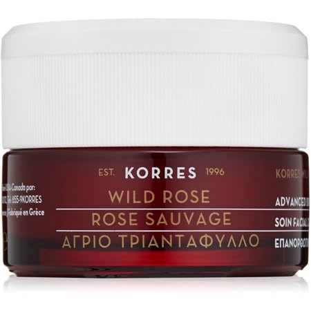 Korres  Advanced Brightening Sleeping Facial, Wild Rose 1.35 oz