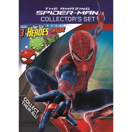 The Amazing Spider-man Collector's Set - All The Amazing Spider Man Suits