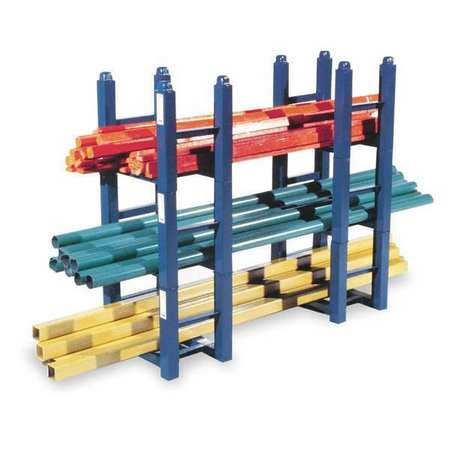 JARKE SZ AX Modular Stacking Rack, 16x12 in., 2500 lb.