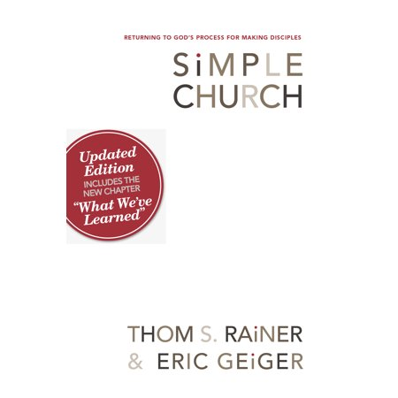 Simple Church : Returning to God's Process for Making Disciples](Eric Church Halloween)