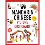 Mandarin Chinese Picture Dictionary : Learn 1,500 Key Chinese Words and Phrases [Perfect for AP and HSK Exam Prep, Includes Online Audio]
