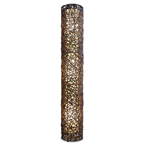 Bay Isle Home Datepalm 71'' Column Floor Lamp
