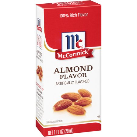 Mccormick  Imitation Almond Extract  1 Oz  Box