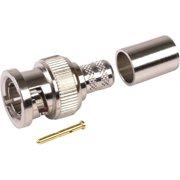 RF Industries - BNC Male, RG6, 75 ohm
