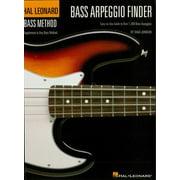 Bass Arpeggio Finder (Music Instruction) - eBook