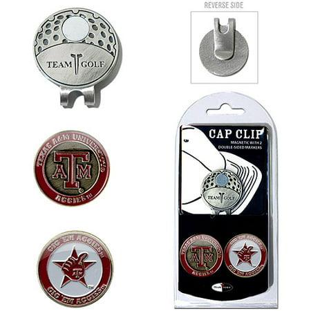 Texas A&M University 2-Marker Cap Clip