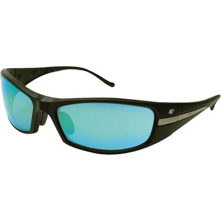 Yachter's Choice Mako Sunglasses with Blue Mirror Polarized Lenses