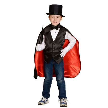 Aeromax Jr. Magician with Top Hat Costume