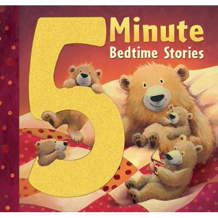 5 Minute Bedtime Stories (Hardcover)](5 Minute English Halloween)