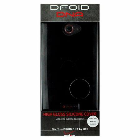 Verizon Accessories Flexible Gel Case for HTC Droid DNA - (Htc 3125 Accessory)