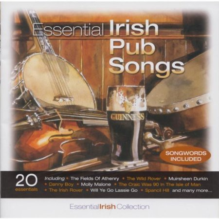 Essential Irish Pub Songs (Essential Songs Series)