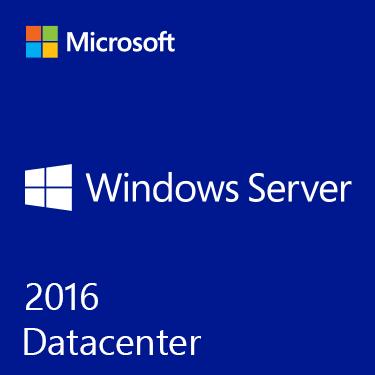 Windows Server Datacenter 2016 16-core