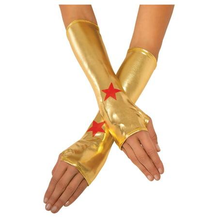 Wonder Woman Gauntlets R35479 - Wonder Woman Gauntlets
