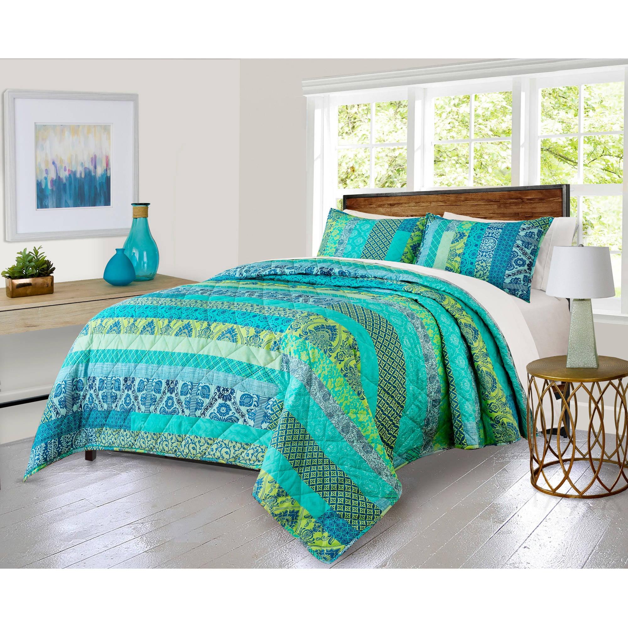 Softesse Allan Mini Quilt Bedding Set