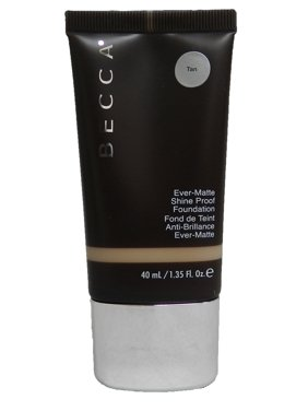 Becca Ever-Matte Shine Proof Foundation Tan 1.35 Ounce