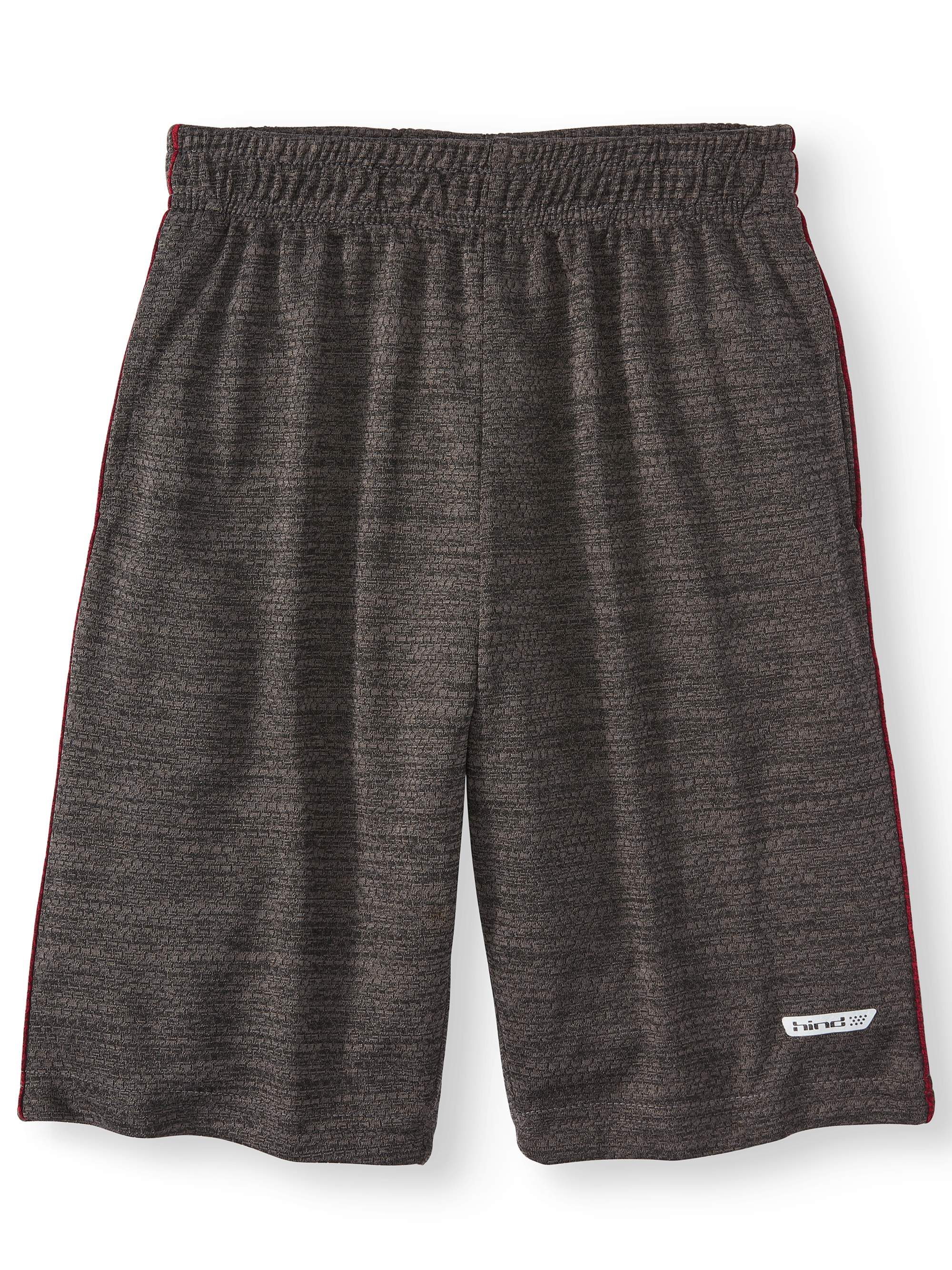 Textured Side Panel Short (Big Boys)