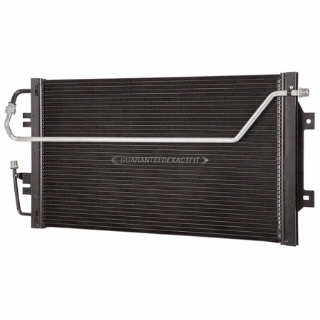 A/C AC Air Conditioning Condenser For Chevy Astro & GMC Safari - Gmc Safari A/c Condenser