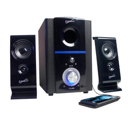 Supersonic SC1120 2.1-Channel USB Multi-Media