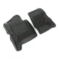 Floor Liner Kit, Black, 14-16 GM Pickup & SUV