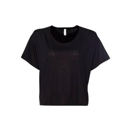 53798211 BELLA+CANVAS - Bella + Canvas T-Shirts Women's Flowy Boxy Tee 8881 -  Walmart.com