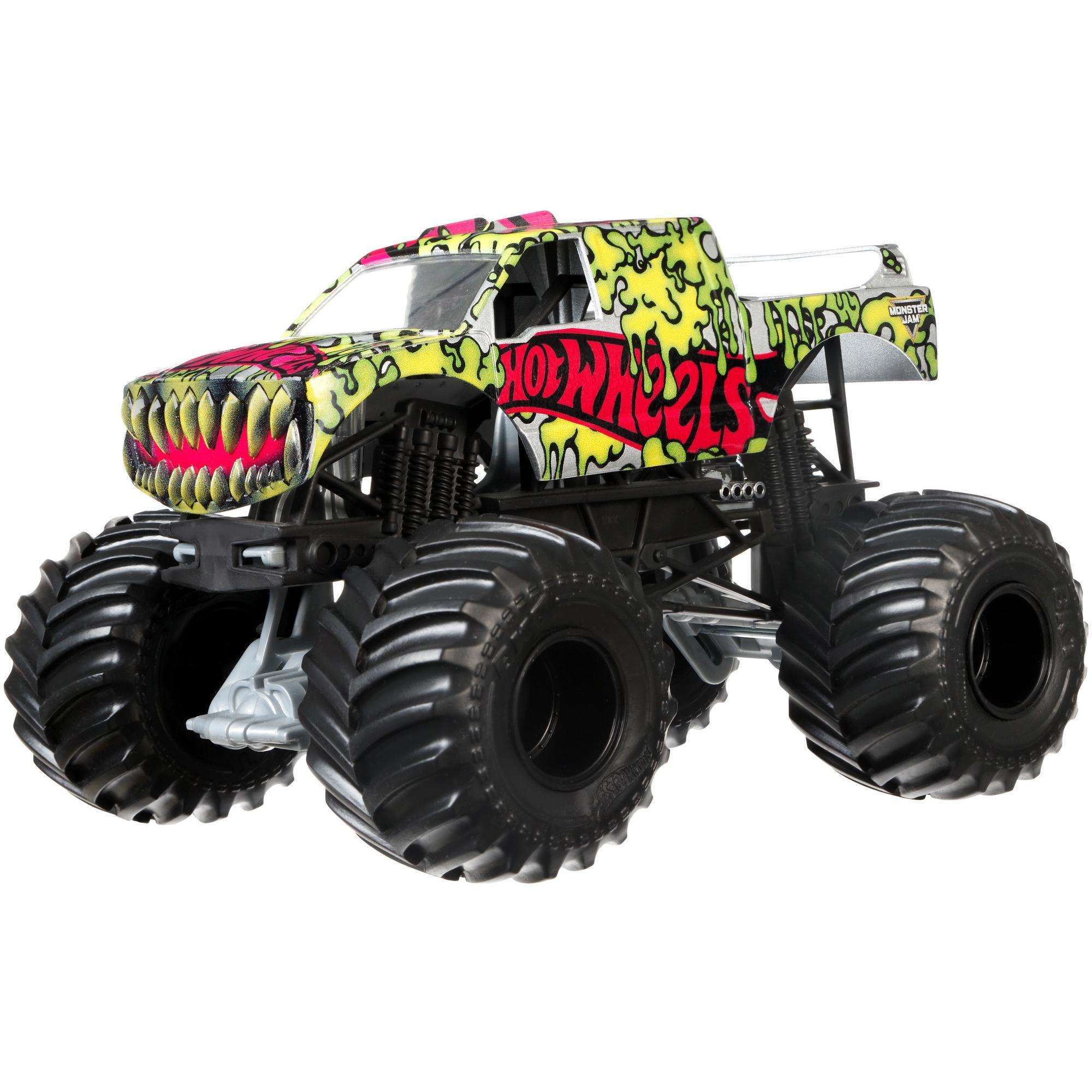 Hot Wheels Monster Jam Team Hot Wheels MJWF Vehicle