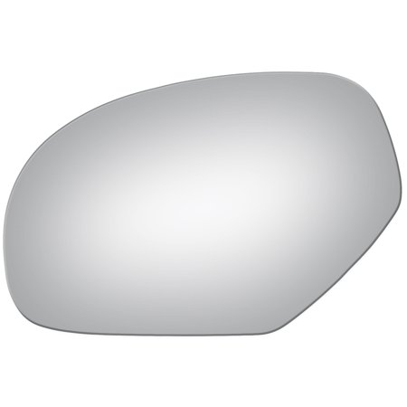 Burco 4111 Left Side Mirror Glass for Cadillac Escalade, Chevy Avalanche Cadillac Escalade Mirror Glass