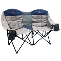 OmniCore Designs Home-Away-Moon Phase Oversized Heavy Duty Quad Folding Camp Chair - Various Seating Capacities