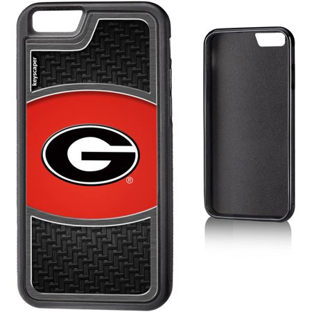 georgia bulldogs apple iphone 6 4 7 bumper case. Black Bedroom Furniture Sets. Home Design Ideas