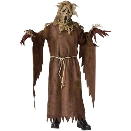 Scarecrow Ghost Face Child Costume - Medium](Scarecrow Face)