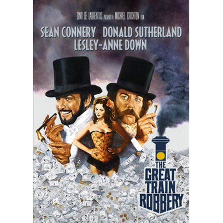 The Great Train Robbery (DVD)