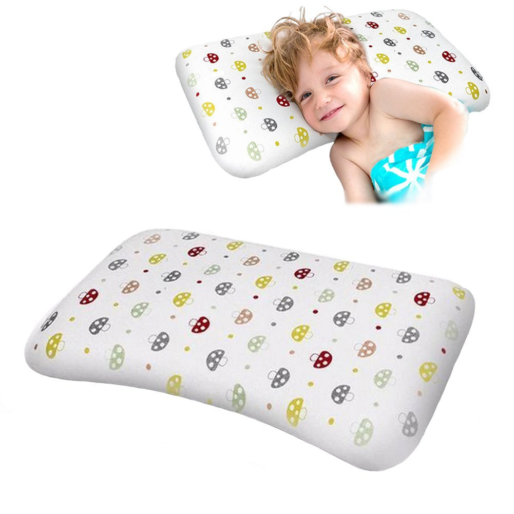 SMELOV Baby Toddler Nursing Pillow Prevent Flat Head,Memo...