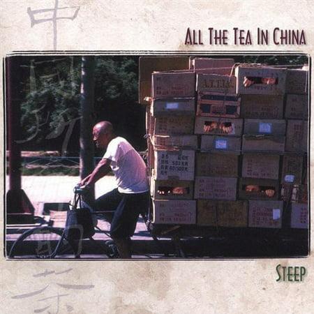 Tout le thé en Chine - Steep [CD]