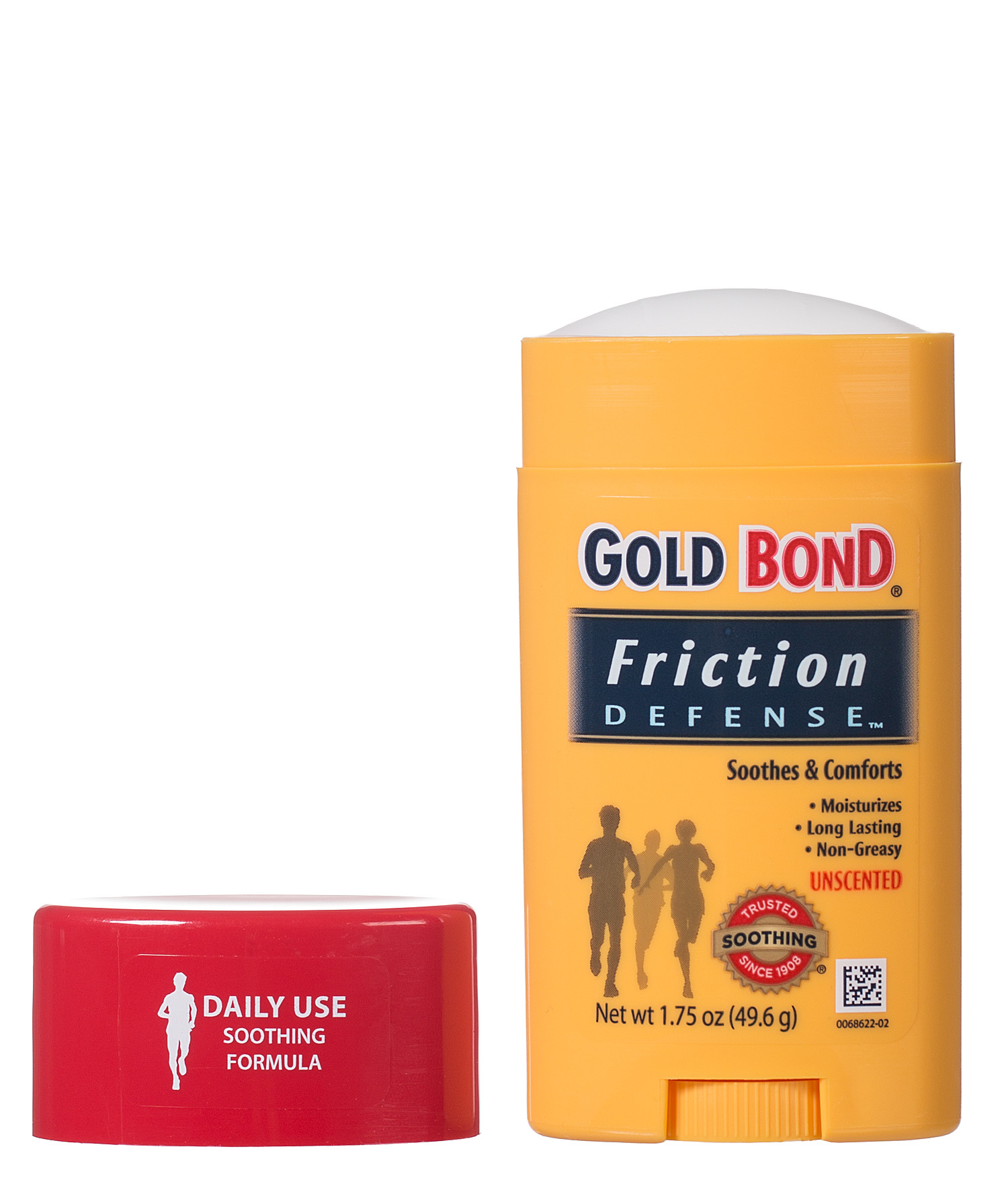GOLD BOND Friction Defense, 1 75oz - Walmart com