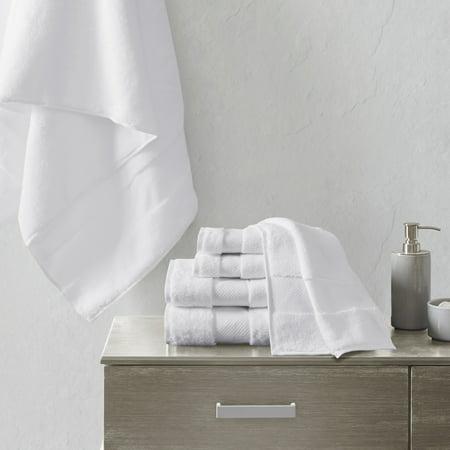 Home Essence Turkish 100% Cotton 6 Piece Bath Towel Set ()