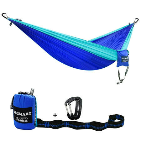 Double Hanging - Camping hammock Hanging Hammock for Camping Double Outdoor Hammock