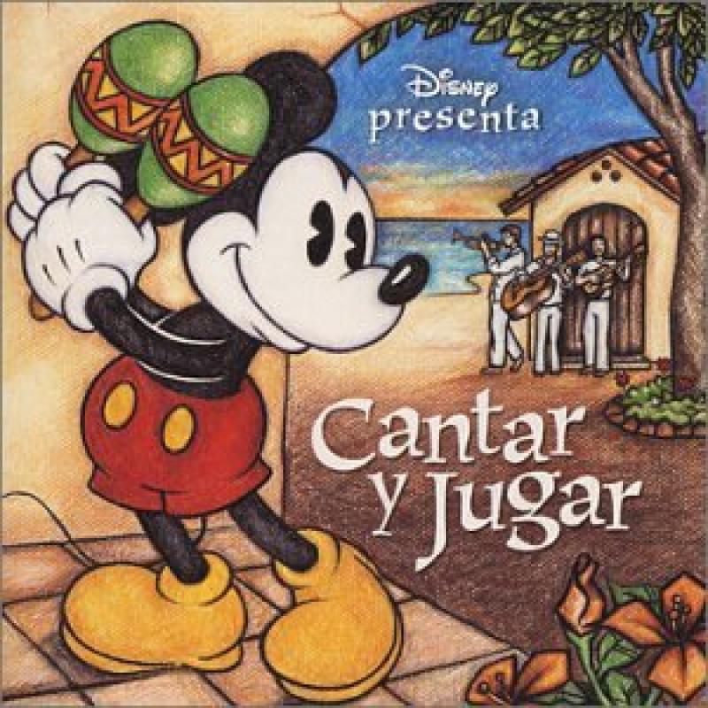 Disney Presenta Cantar Y Jugar